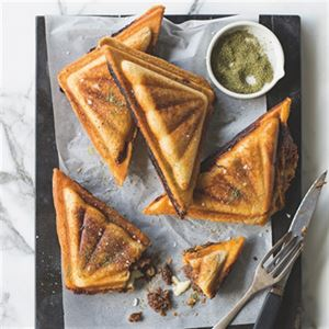 Kangaroo Ragu Jaffles - Chef Recipe by James Viles
