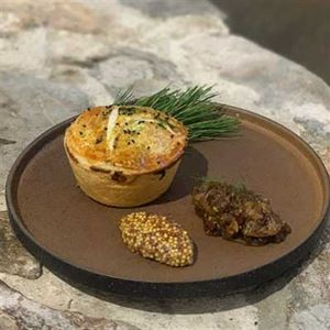 Venison, Dark Chocolate and Chilli Pie - Chef Recipe by Konstantin Putkin