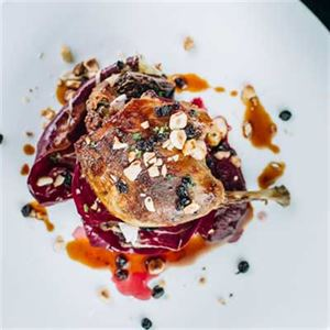 Roasted Confit of Duck Leg - Chef Recipe by Graeme McLaughlin
