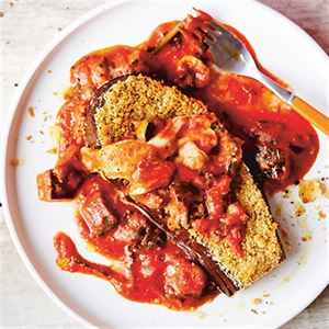 'Fit For An Army' Eggplant Parmi