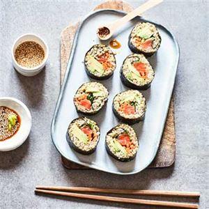 WTF Quinoa Sushi