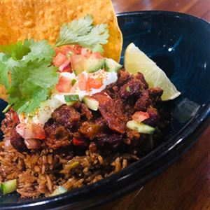 Chilli Con Carne - Chef Recipe by Chelsea Robb-Sims