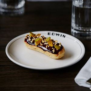 Chicken Liver Parfait Eclairs, Hazelnut and Pickle - Chef Recipe by Ritesh Patil