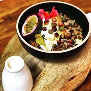 Kangaroo Island Oats - Chef Recipe Fabian Folghera