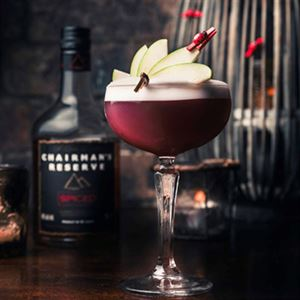 Beetlejuice Cocktail - Recipe by Electric Avenue