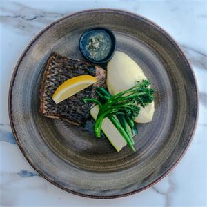 Grilled Barramundi - Chef Recipe by Daniel Sandrin
