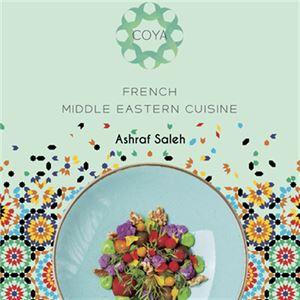 Organic Chicken Tagine with Moghrabieh and Minted Yoghurt - Chef Recipe by Ashraf Saleh
