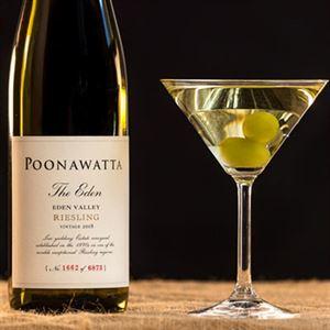 Poontini Riesling Martini