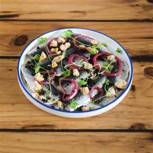 Port Lincoln Sardines - Chef Recipe by Steve Watson