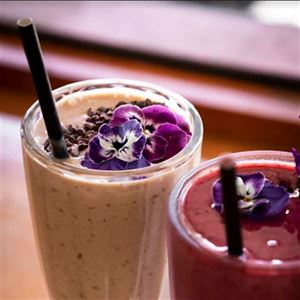 Chocolicious Smoothie - Chef Recipe by Fabian Folghera