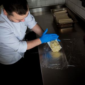 Black Truffle Butter - Recipe by Damian Brabender