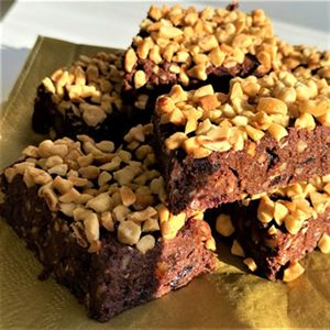 Raw Chocolate Brownie - Recipe by Alison Wright