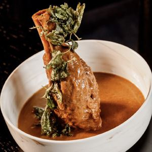 Lamb Shank Rogan Josh - Chef Recipe by Sabir Merchant