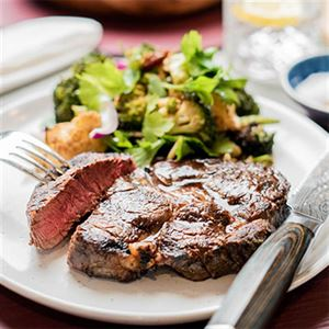 Scotch Fillet and Winter Salad - Chef Recipe by Matt Sinclair