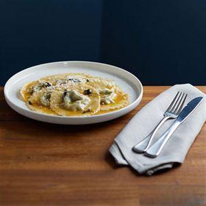 Spinach, Parmigiano Reggiano Tortelli - Chef Recipe by Marcello Farioli