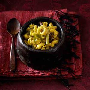 Cashew Nut Curry - Chef Recipe by Peter Kuruvita