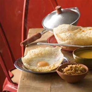 Egg Hoppers - Chef Recipe by Peter Kuruvita