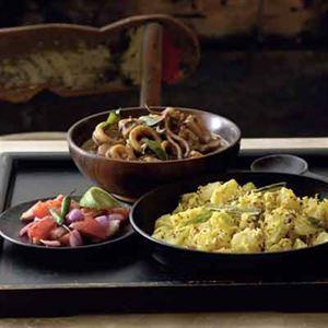 Squid Curry - Chef Recipe by Peter Kuruvita