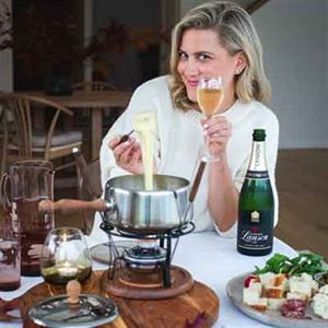Cheese Fondue - Chef Recipe by Justine Schofield