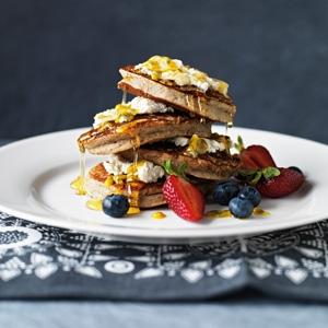 Berrylicious Pancakes
