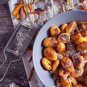 Pumpkin & Sweet Potato Gnocchi