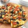 Vegetable & Feta Rice Tart