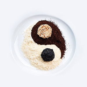Crunchy Nuts & Mochi Balls
