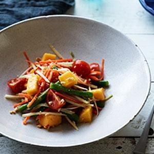Som Tam Green Papaya & Mango Salad