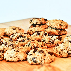 Fairtrade Chocolate Chip Cookieroons