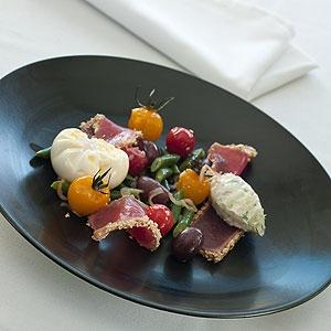 Greek Style Nicoise Salad