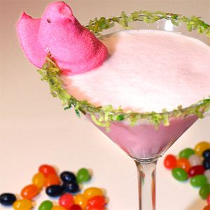 Easter Basket Cocktail