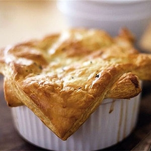 Curried Beef Pot Pie