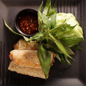Han Noi-Style Crispy Rice Paper Rolls