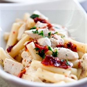 Chicken & Sundried Tomato Penne