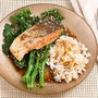 Ginger and Soy Salmon