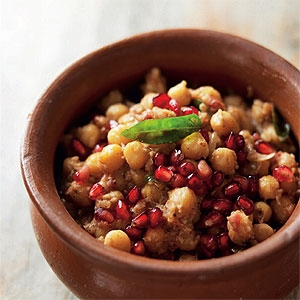 Punjabi Spiced Chickpeas