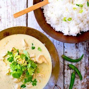 Thai Green Chicken Curry