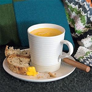 Gary Mehigan's Pumpkin Soup