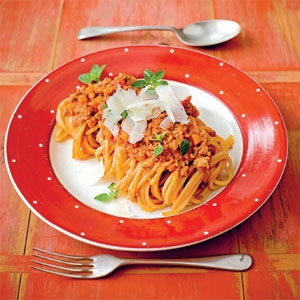 George Calombaris' Best Ever Spaghetti Bolognese