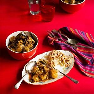 Poh's Nyonya Chicken Curry
