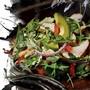 Tea Smoked Chicken and Avocado Salad