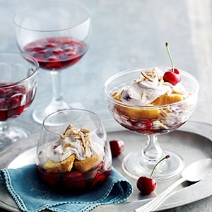 Very Cherry Trifle