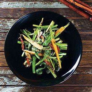 Stir Fried Vegetables in Shiitake Mushroom Sauce