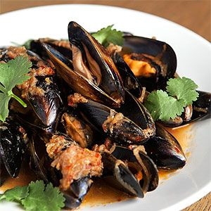 Boston Bay Mussels