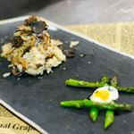 Forest Mushroom and Shaved Truffle Risotto - Chef Recipe by Shawn Sheather