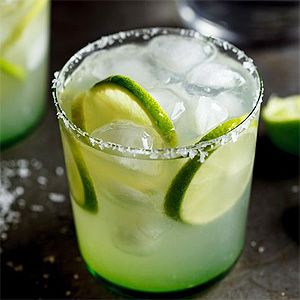 Chilli Infused Margaritas