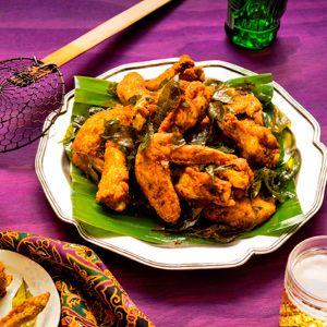 Kunyit (Tumeric) Chicken