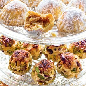 Lebanese Date Pastries