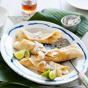 Bali-style Pancakes