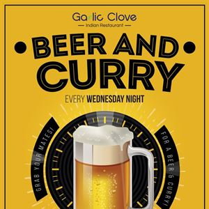 Beer and Curry Night